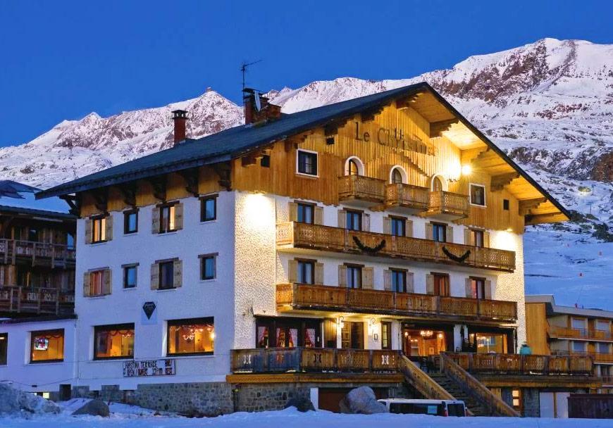 Hotel Le Christina Alpe D'huez