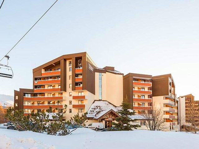 Residence Les Bergers | Alpe D'huez