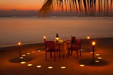 Cina Romantica Maldive