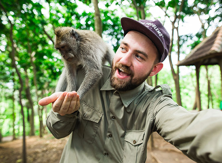 Padurea Maimutelor din Ubud