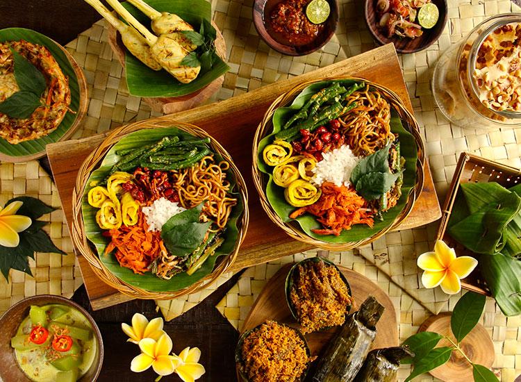 Gastronomia din Bali