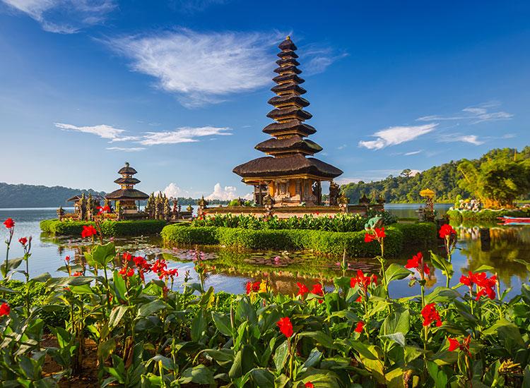 Templele din Bali