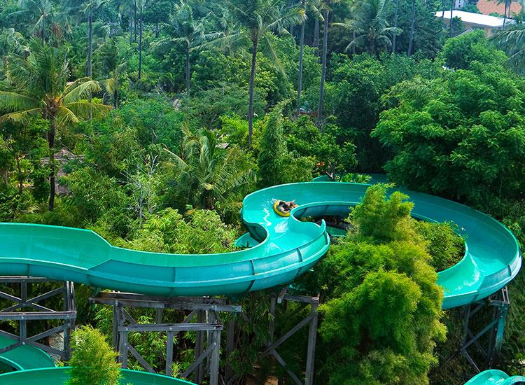Parcul de distractii Waterbom