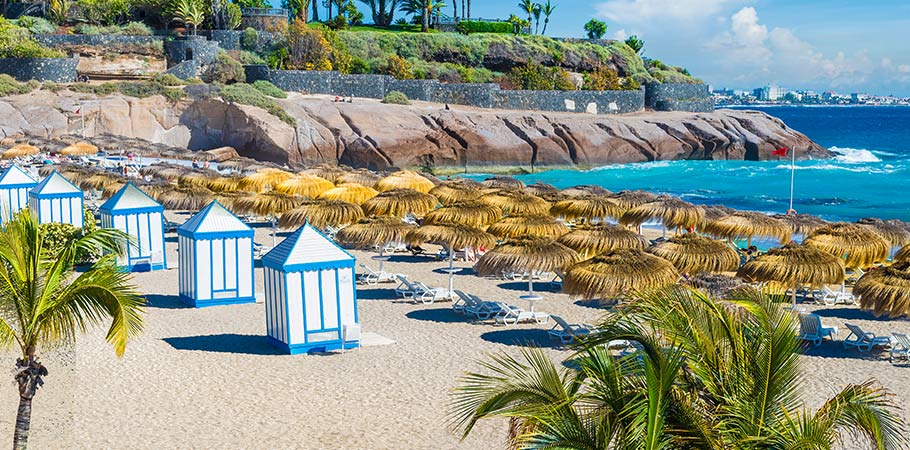 Plaja Costa Adeje Tenerife