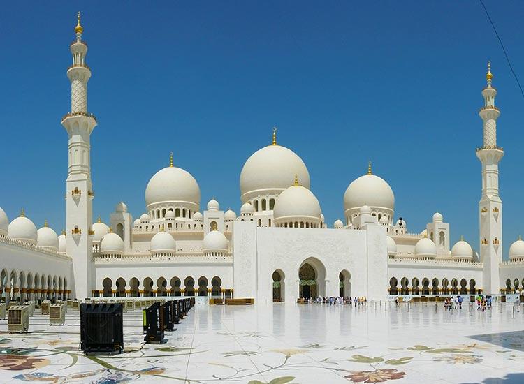 Excursie Abu Dhabi