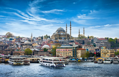 Cornul de Aur Istanbul