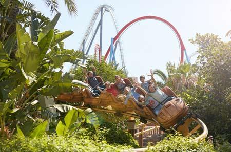 Parc tematic Caribean PortAventura