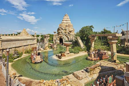 Parc Tematic China in PortAventura