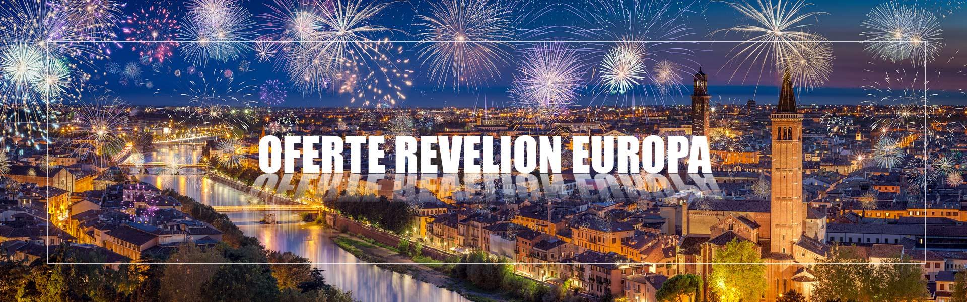 Oferte de Revelion in Orase din Europa