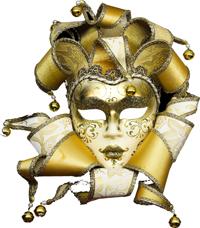 Masca pentru carnavalul de la Venetia