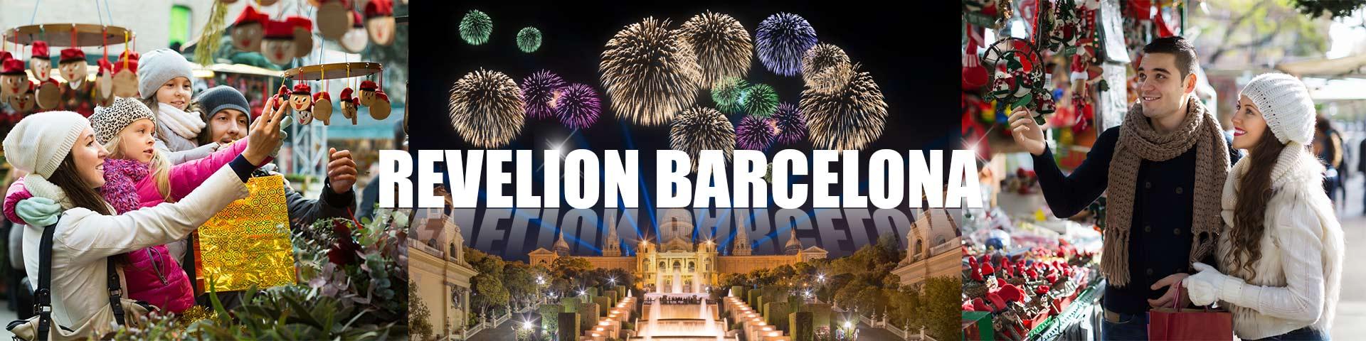 Petreceri de Revelion in Barcelona